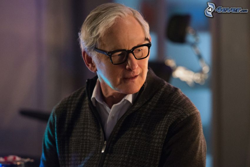 Victor Garber, man with glasses