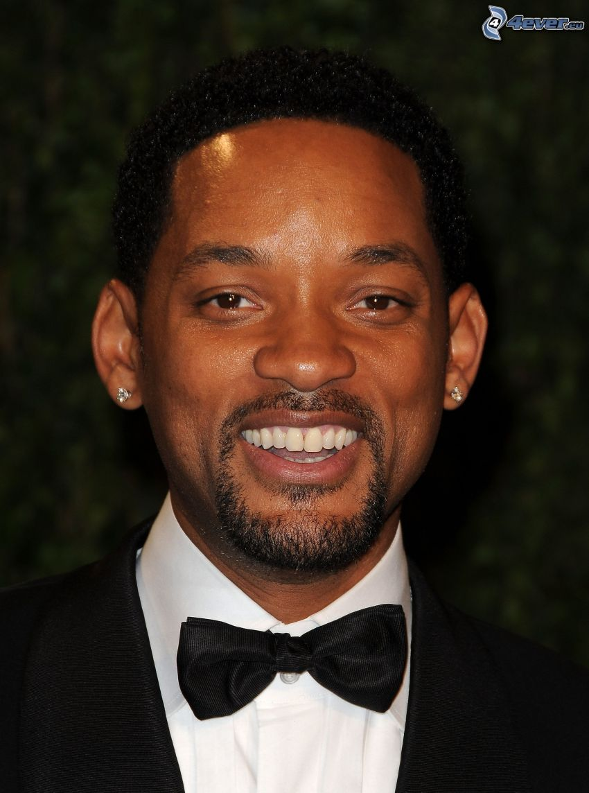 Will Smith, bow tie