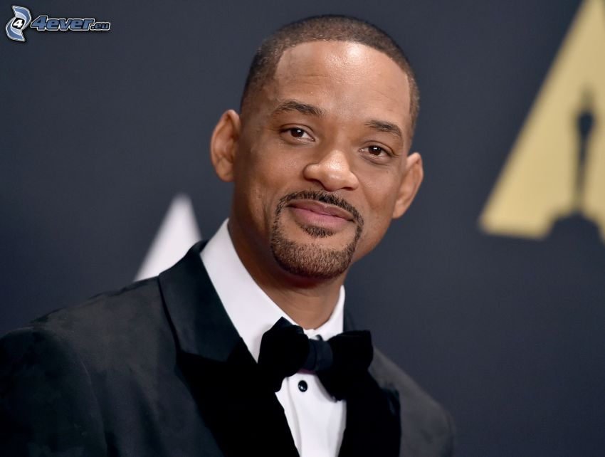 Will Smith, man in suit