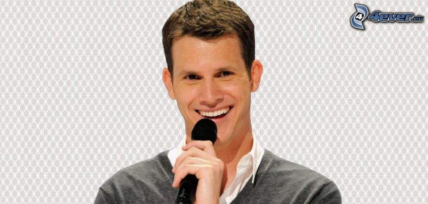 Daniel Tosh, comedian, laughter