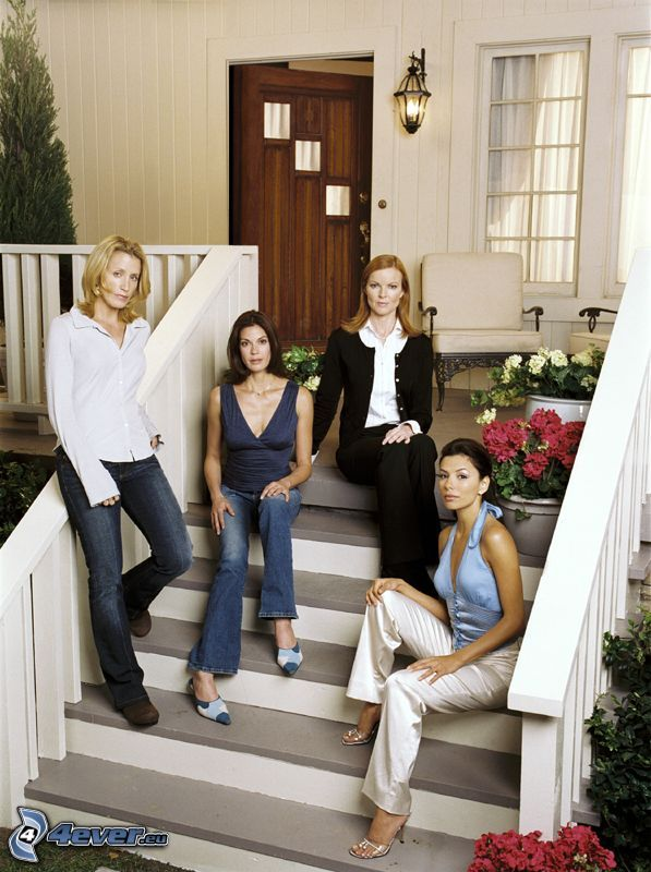 Desperate Housewives, stairs