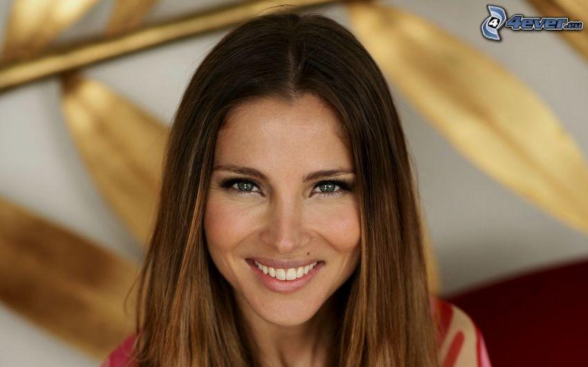 Elsa Pataky, smile