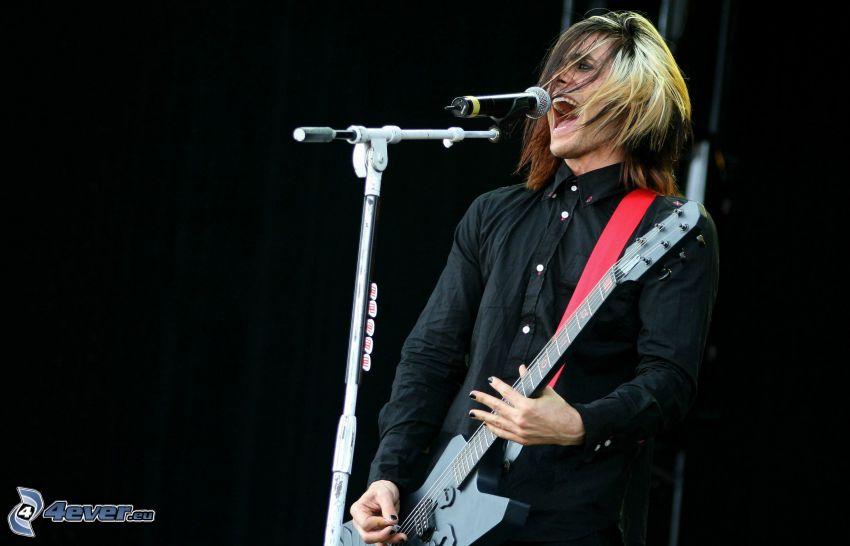 30 Seconds to Mars, guitarist, singer