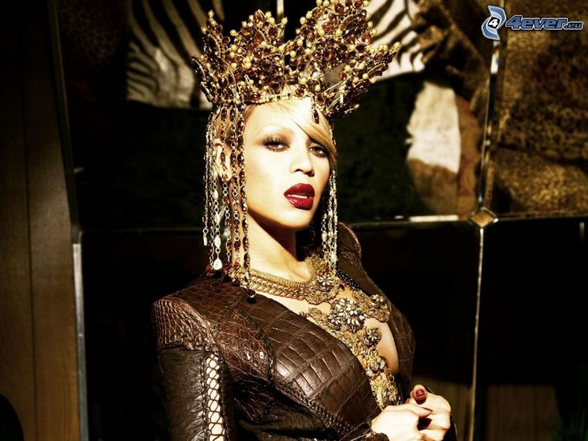 Beyoncé Knowles, crown