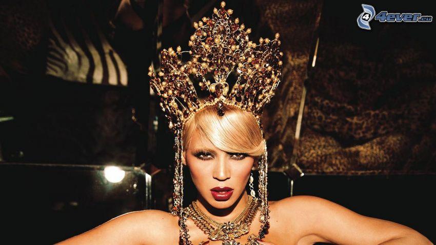 Beyoncé Knowles, crown