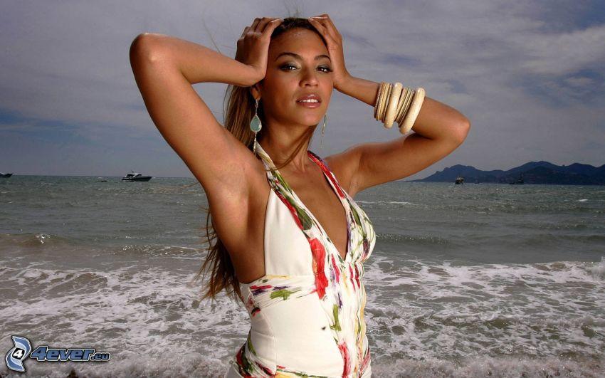 Beyoncé Knowles, sea