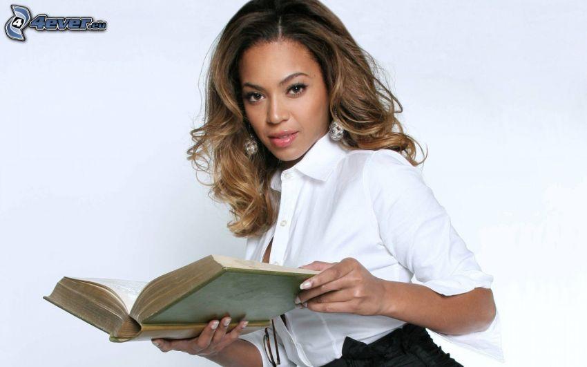 Beyoncé Knowles, singer, book