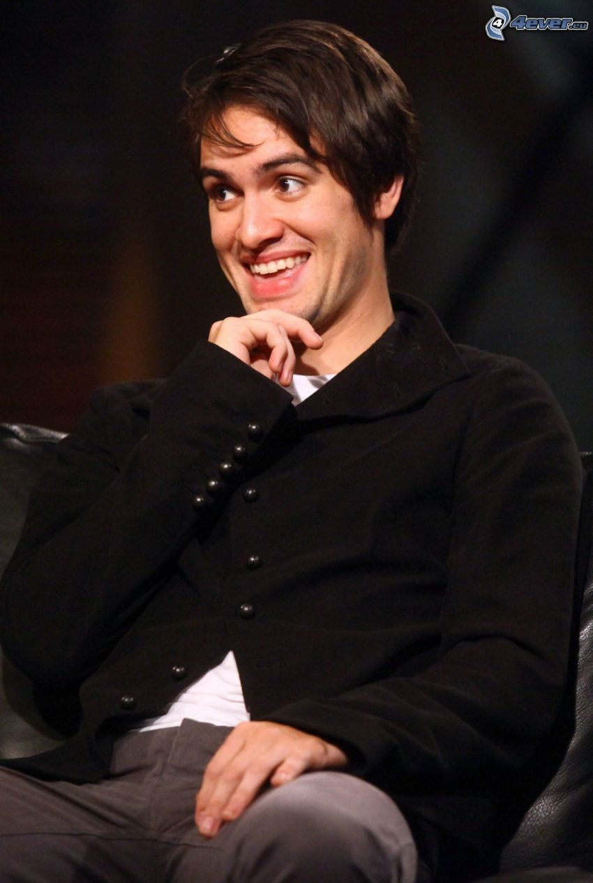 Brendon Urie, laughter