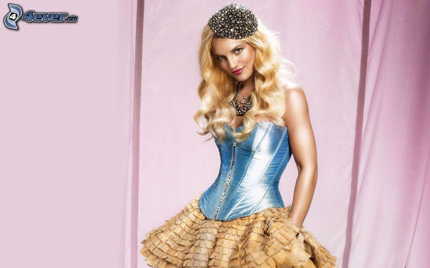 Britney Spears, dress