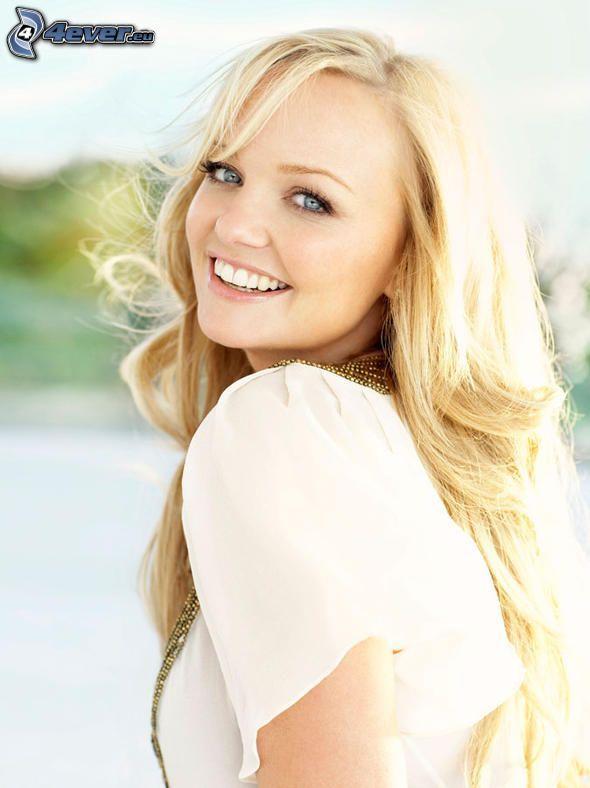 Emma Bunton, smile