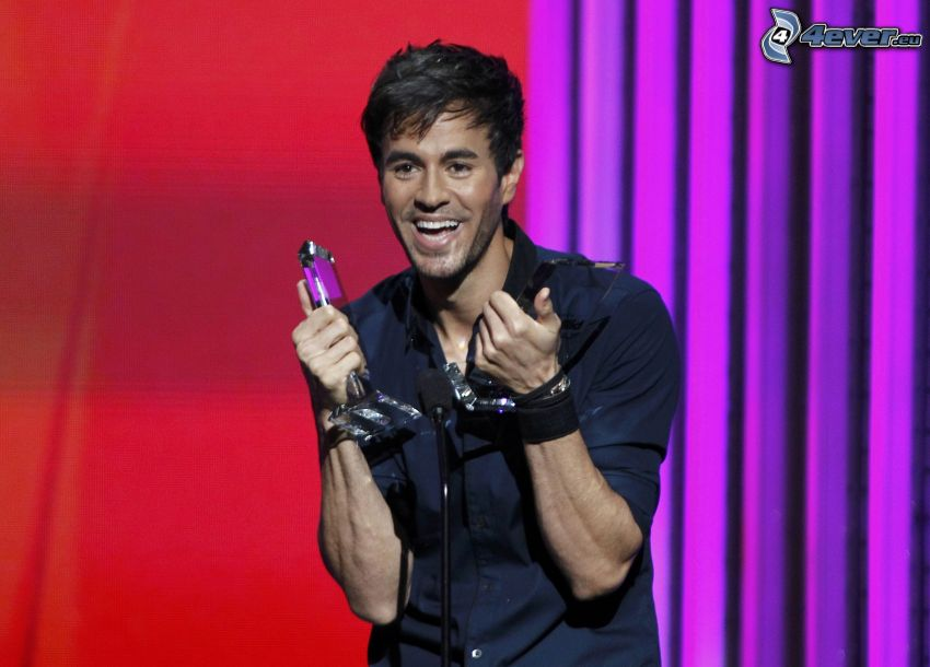 Enrique Iglesias, awards