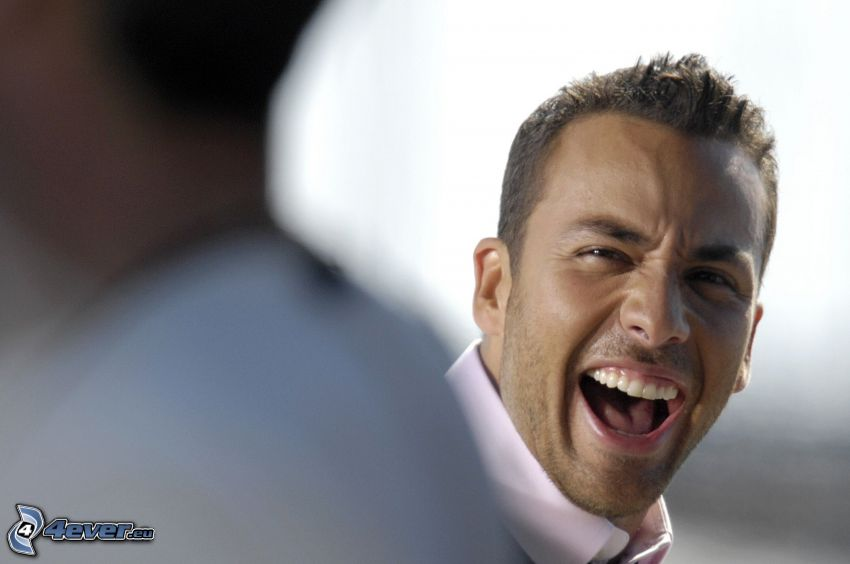 Howie Dorough, laughter