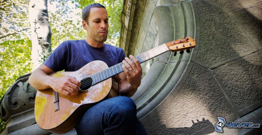 Jack Johnson, guitar