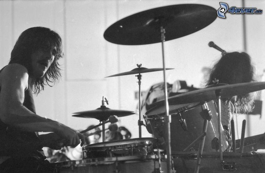 John Bonham, Drums