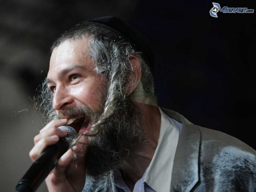 Matisyahu, singing