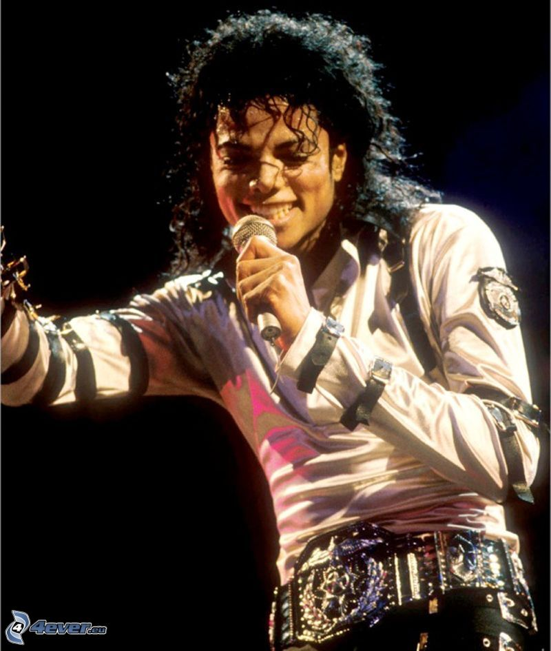 Michael Jackson, singer
