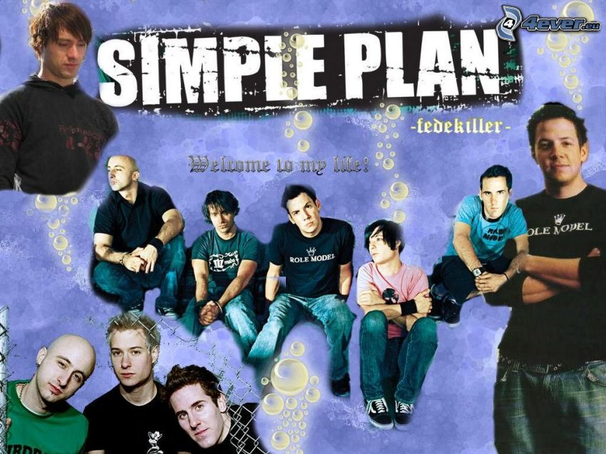 Simple Plan, band