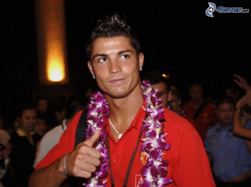 Cristiano Ronaldo, footballer