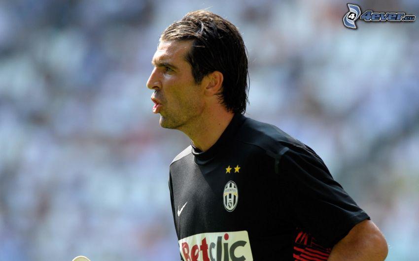 Gianluigi Buffon, footballer