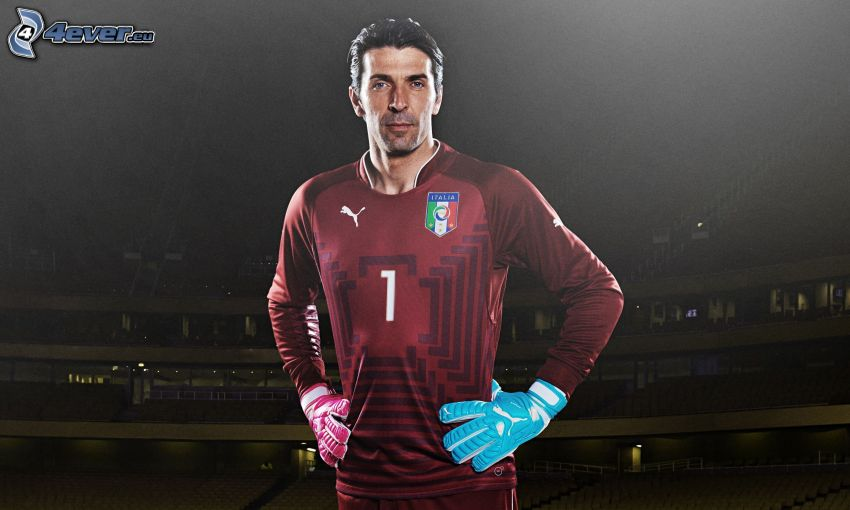 Gianluigi Buffon, footballer
