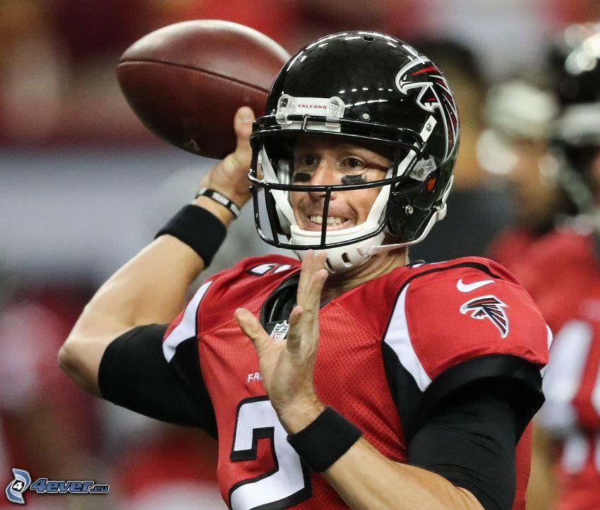 Matt Ryan, american football, ball
