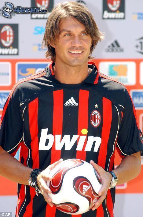 Paolo Maldini, AC Milan