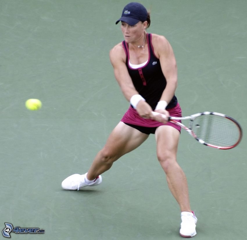 Samantha Stosur, tennis player