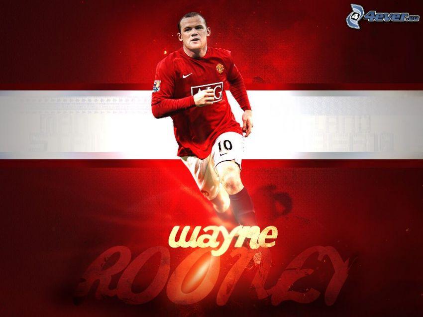 Wayne Rooney, soccer