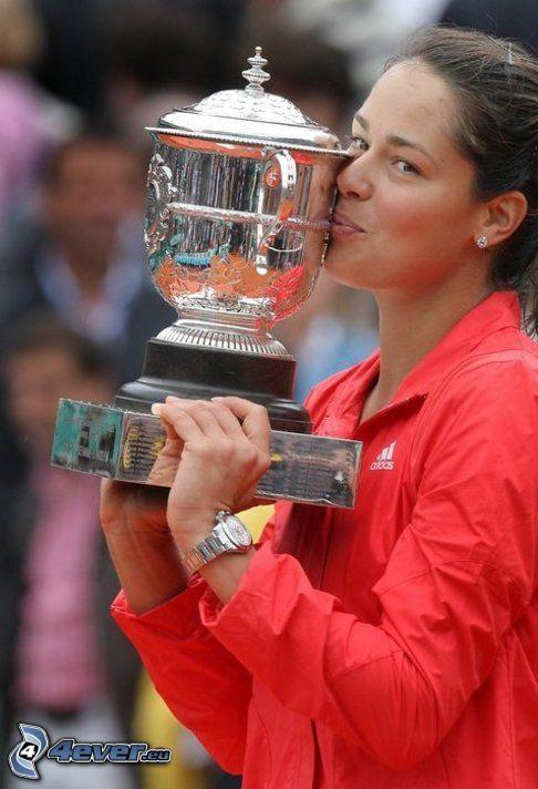 Ana Ivanovic, Roland Garros, winner, tennis