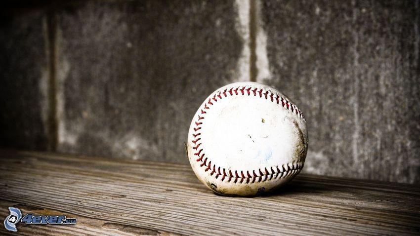 baseball, wood