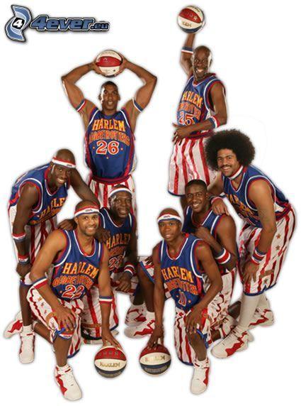 Harlem Globetrotters, team