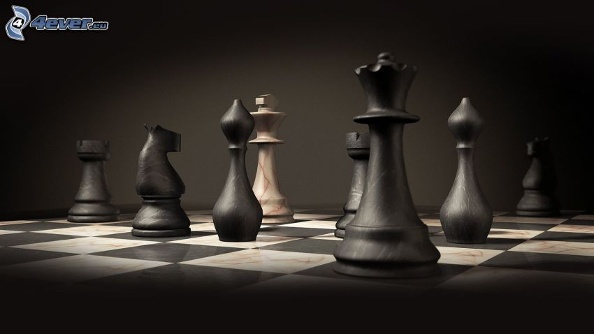 Chess, chess pieces