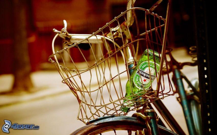 Heineken, bicycle
