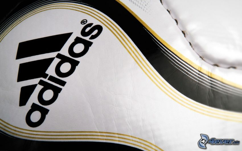 Adidas, soccer ball