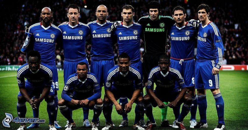 Chelsea, football team