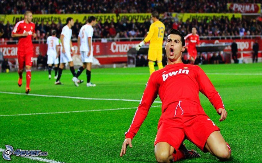 Cristiano Ronaldo, footballers