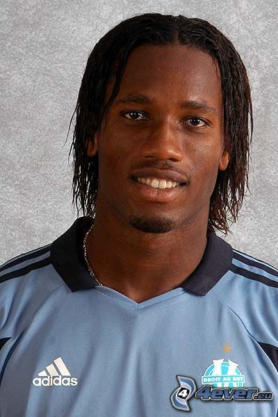 Didier Drogba, footballer, Adidas