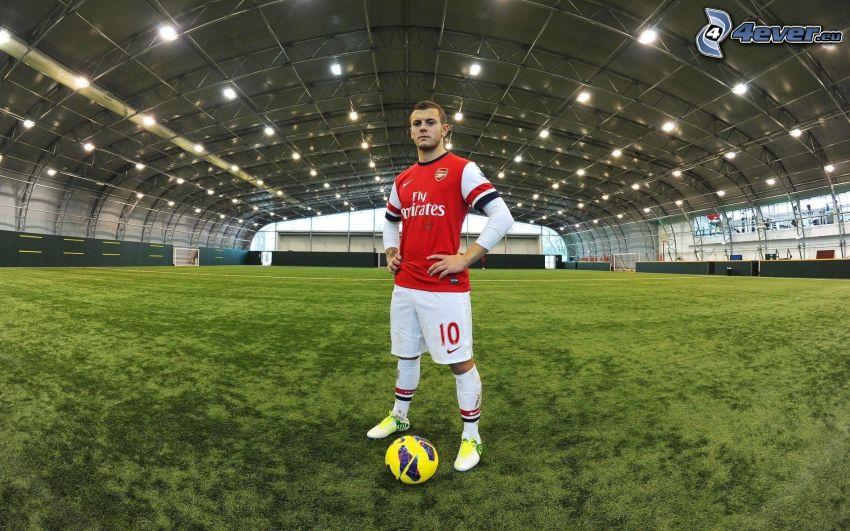 footballer, hall