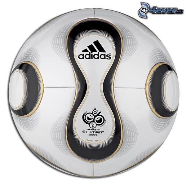 Germany 2006, soccer ball, Adidas