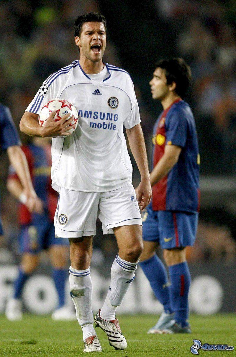 Michael Ballack, soccer