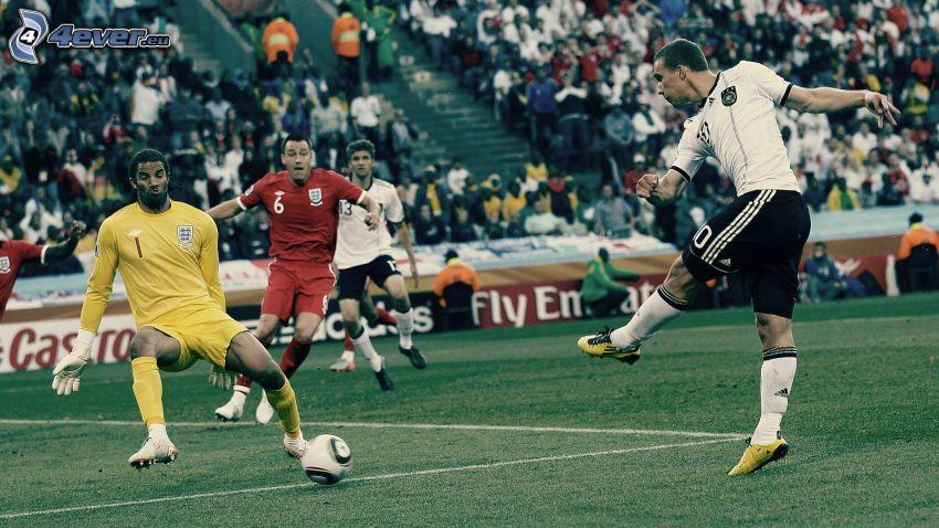 soccer, footballers