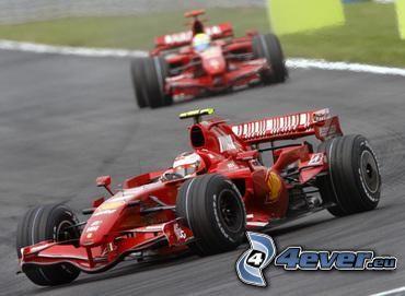 Formula One, formula, race