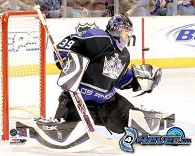 Dan Cloutier, goalie