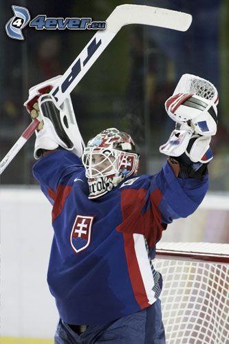 Karol Križan, goal