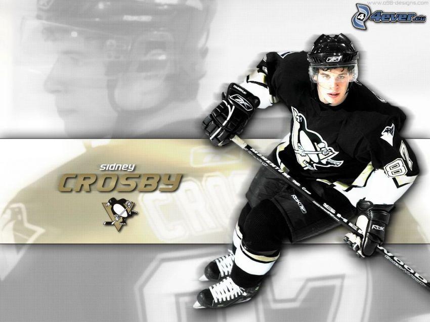Sidney Crosby, hockey