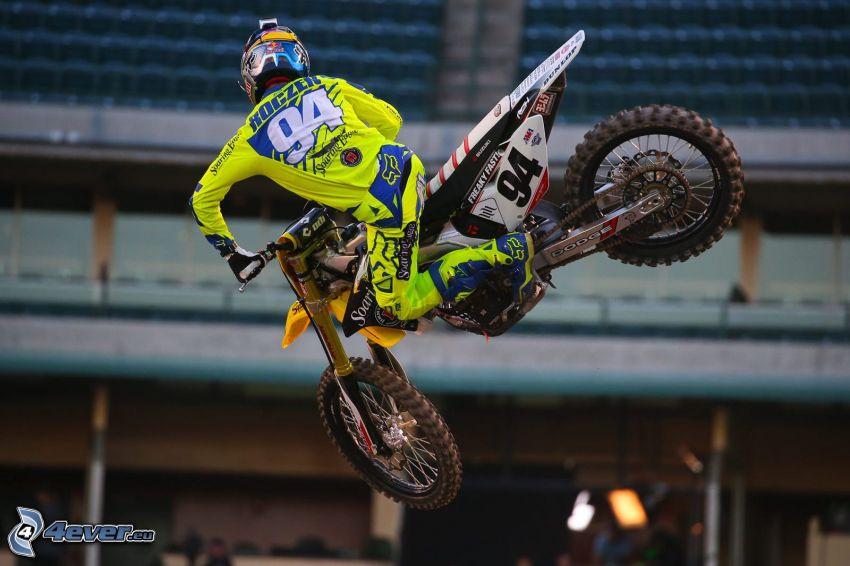 Ken Roczen, motocross, jump