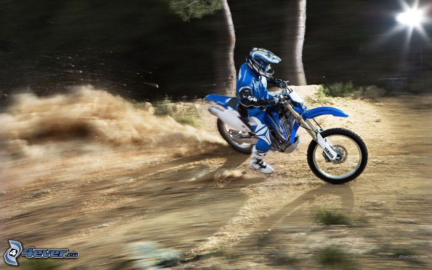 motocross, drifting, speed