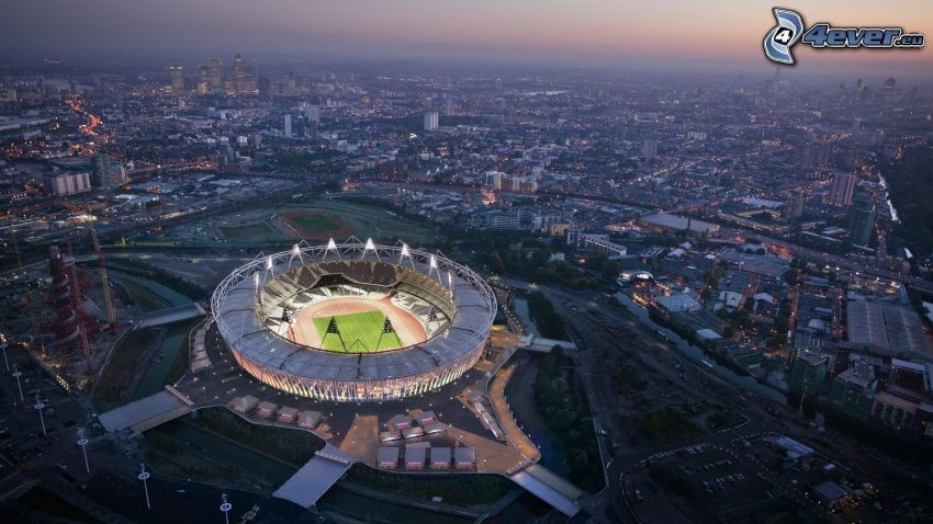 olympic stadium, London 2012