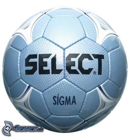 ball, sigma, select