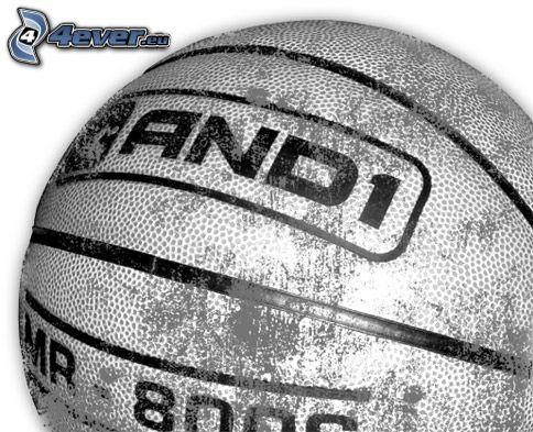 basketball, ball
